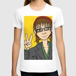 Manga Girl Me   Veronica Nagorny  T-shirt