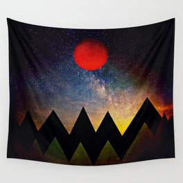 mountain 113 Wall Tapestry