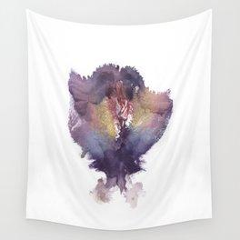 Verronica's Vulva Print No.2 Wall Tapestry