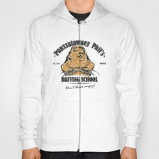 Punxsutawney Phil's Driving School Hoody