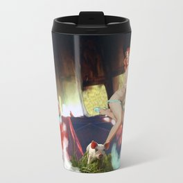 Mar de escotes Travel Mug