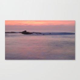 Sunrise Palette Canvas Print