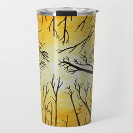 Reaching for the Light Travel Mug
