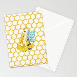 Bunny Bee / Bumble Bunny Stationery Cards