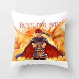 ROY'S OUR BOY Throw Pillow