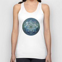 celtic Tank Tops featuring Celtic Dream by MSheehan