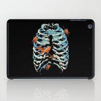 huebucket iPad Cases featuring FISH BONE  by Huebucket