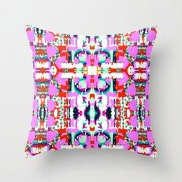 mozaika Throw Pillow