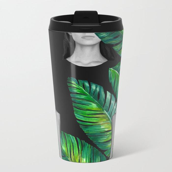 LeafGurl Metal Travel Mug