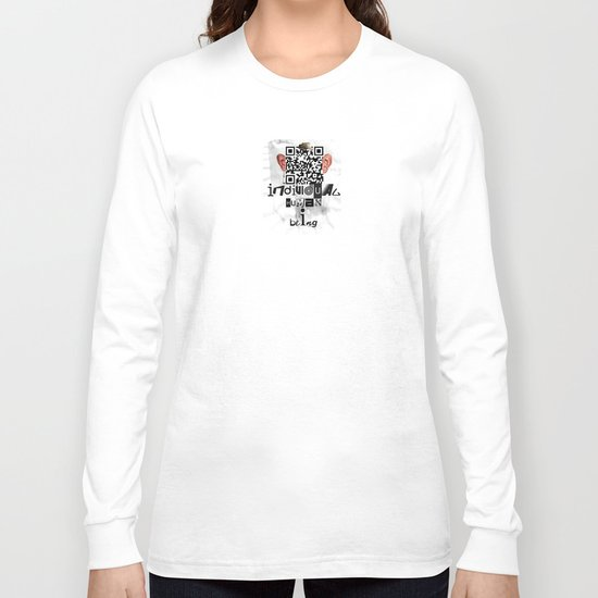 Individual (?!) 2 Long Sleeve T-shirt