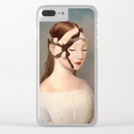 Distant Memory Clear iPhone Case