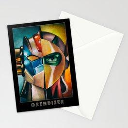 Grendizer - Mazinger Z Stationery Cards