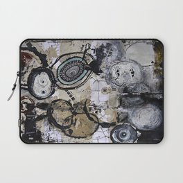 Upside Down and Inside Out Laptop Sleeve