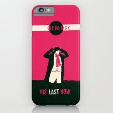 His Last Vow Slim Case iPhone 6s