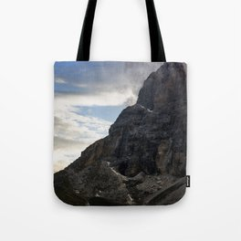 Alpine Peak Tote Bag