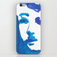 mirror iPhone & iPod Skins featuring mirror by Zsofi Porkolab