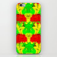 rasta iPhone & iPod Skins featuring Rasta by Kimberly