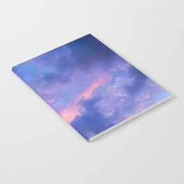 Dusk Clouds Notebook