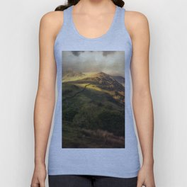 Postcards from Scotland Unisex Tank Top