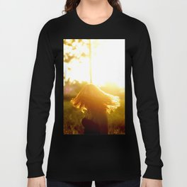 she's a dreamer Long Sleeve T-shirt