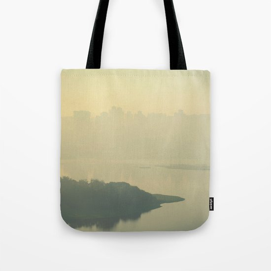 Powai Lake Tote Bag