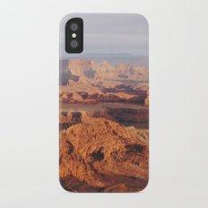 Desert Landscape iPhone X Slim Case