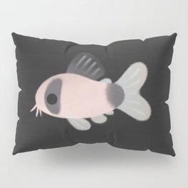 Corydoras! - black Pillow Sham