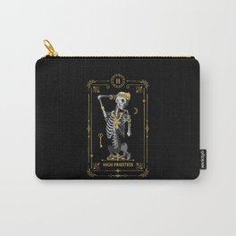 High Priestess II Tarot Card Carry-All Pouch