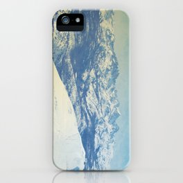 She will move mountains iPhone Case