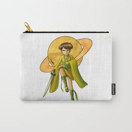 Saturn Princess (Revision) Carry-All Pouch