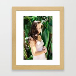 Tropical Vibes pt. II Framed Art Print