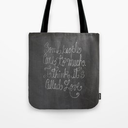 I think it's called Love Tote Bag