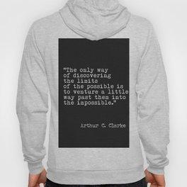 Arthur C. Clarke quote Hoody