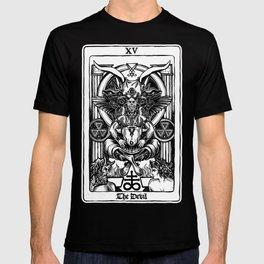 The Devil Tarot T-shirt