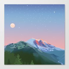 Tahoma Canvas Print