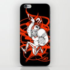 Football Zombie iPhone & iPod Skin