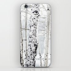 White Tree 2 iPhone & iPod Skin