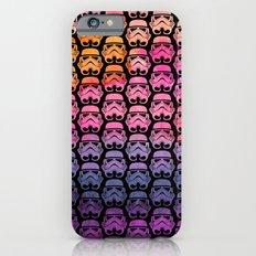 Sherbet Watercolor Stormtroopers iPhone 6 Slim Case