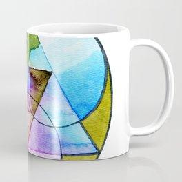 Order in the Cosmos Mandala Coffee Mug