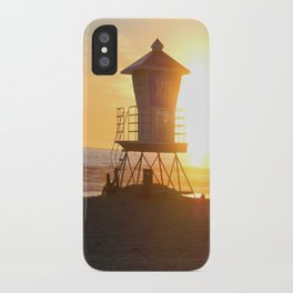 LIFEGUARD TOWER  iPhone Case