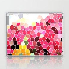 Pattern 5 - pink explosion Laptop & iPad Skin