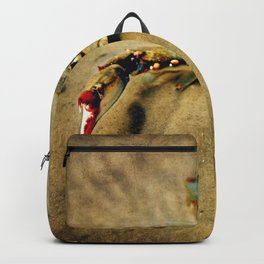Blue Crab Backpack
