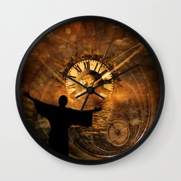 Master of Time Wall Clock