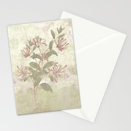 Harmonies and sweet sounds Stationery Cards