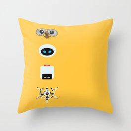 Wall-E Throw Pillow
