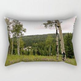 Spring in WaterValley Rectangular Pillow