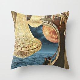Balcony of Dreams Throw Pillow