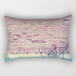 Vintage Bicycle Rectangular Pillow