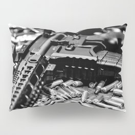 AR-15 Rifle Pillow Sham