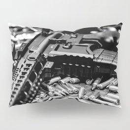 AR-15 Rifle Pillow Sham